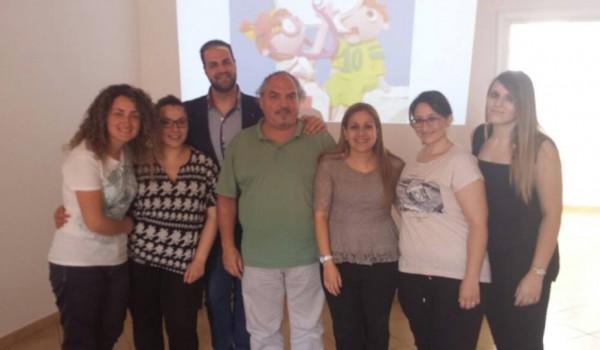 Seminario La Voce con il maestro Francesco Anile a Vibo Valentia