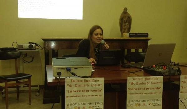 convegno roma art meeting